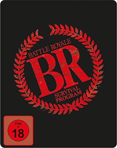 Battle Royale (Uncut) - Steelbook [Blu-ray]