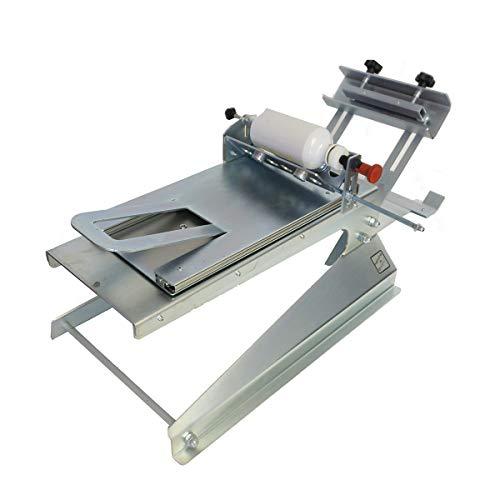 CPL Fabbrika Máquina de impresión Roto Startup para serigrafía en botellas y botellas. Impresión redonda.