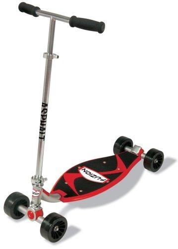 Fuzion Scooter Asphalt, rot, 320