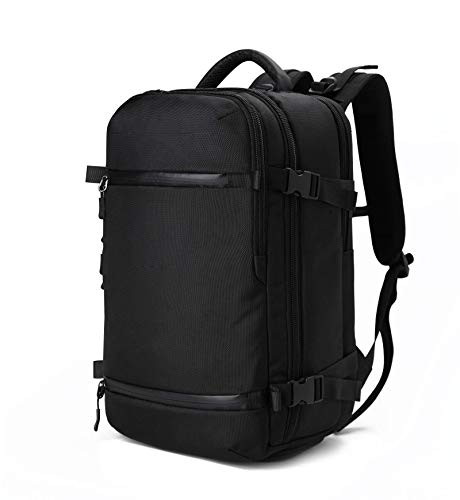 N\C Men's Backpack Korean Business Computer Backpack Outdoor Multifunctional Waterproof Travel Bag