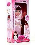 Orientica Spielzeug Neue Muslimische Puppe Luxus Chifa spricht Französisch und Arabisch in Rosa