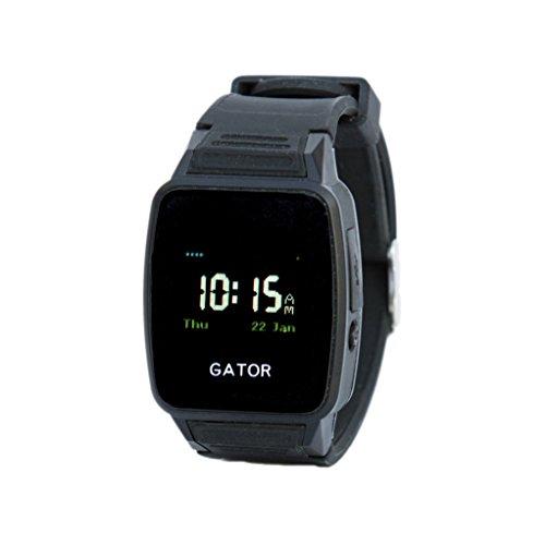 Caref GPS Phone Watch Black