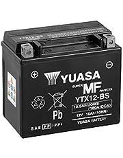 Yuasa YTX12-BS(WC) Batteria esente da Manutenzione