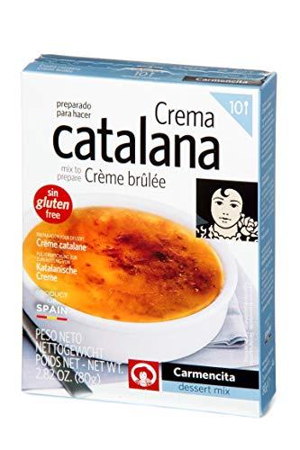 Katalanische Creme (Zubereitungspulver) / Crema Catalana (polvo)