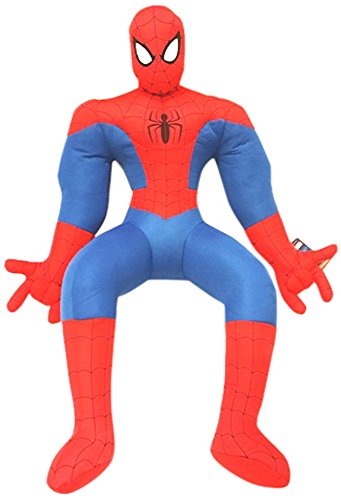 Peluche Spiderman Action Seulement 80 cm