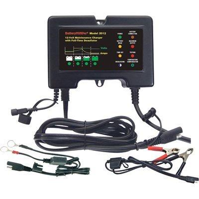 Batteryminder Charger/Maintainer/Tester/Desulfater - 12v, Model# 2012