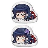 Inuyasha Kikyō Double-Sided Character Toy Cushion Plush Pillow Anime Throw Plushie Pillows Japanese Manga Characters Doll Cushion Fans Gift