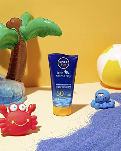 Nivea Sun Kids Swim & Play Sun Lotion 50+