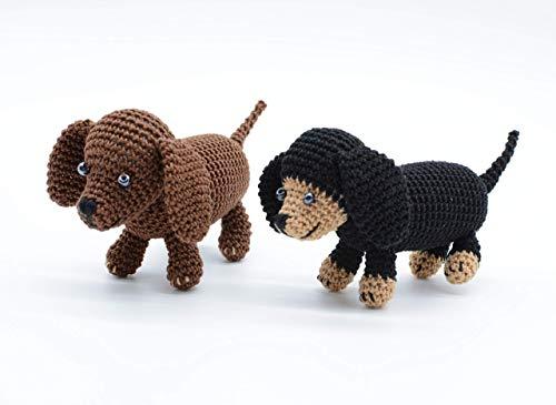 Cachorros Dachshund, doxie, los mejores juguetes de