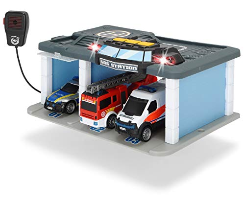Dickie Toys Hong Kong Ltd, Rescue Center Toy