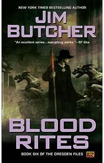[Blood Rites] [by: Jim Butcher]