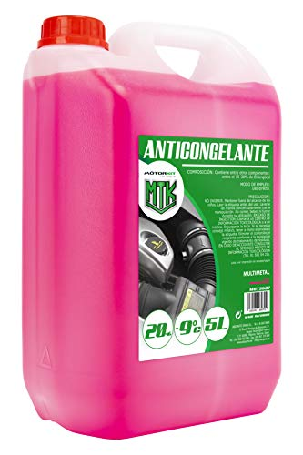 MOTORKIT MOT3537 Antigel, Rose