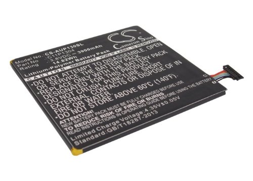 3900mAh Battery Replacement for AS ZenPad S 8.0 Z580C Z580C-B1 Z580CA ME1Pn51 ME176C Z580C-B1-BK Z380C ME176CX Memo Pad 7 K013 ZenPad 8.0 ME180A C11Pn51 0B200-00800000 C11P1304 C11PN9H C11P1326 3.8V