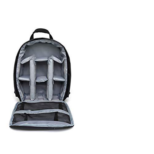 HLIANG Funda Camara Reflex Digital Camera Bag Bolsa de DSLR Prueba de choques Impermeable y Transpirable morral de la cámara for la pequeña Foto Video Mochila Bolsa Camara Reflex