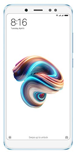 Mi Redmi Note 5 Pro (Blue, 4GB RAM, 64GB Storage)