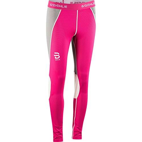 Björn Daehlie Damen Langlauf-Leggings Training Tech Pants Rose (70) L