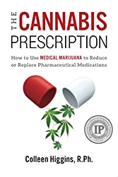 Cannabis Prescription Book by Colleen Higgins