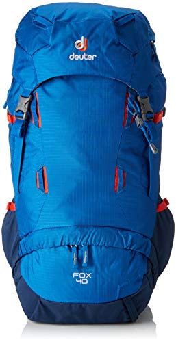 Deuter Fox 40, Mochila Unisex Adulto, Azul (Ocean/Midnight)