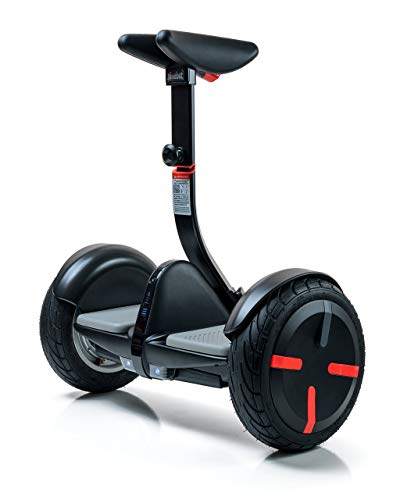 Ninebot by Segway Mini 320 scooter auto balanceado 18 kmh Negro - Scooters auto balanceados (18 kmh, 30 km, 15°, Negro, 100 kg, 26,6 cm)