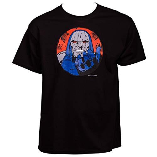 Camiseta DC Comics Darkseid Wants You, Preto, XG