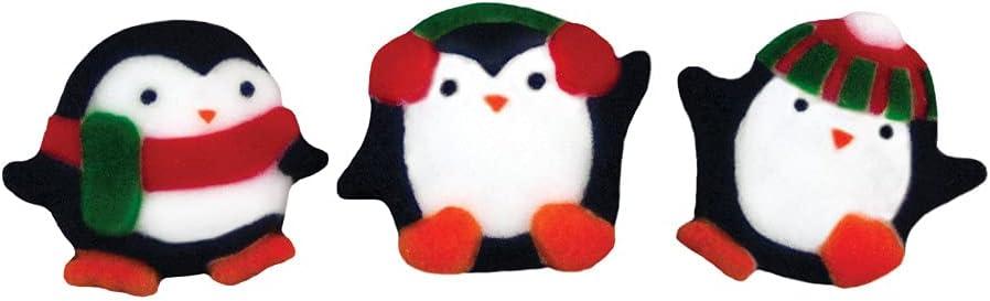 CakeDrake Playful Penguin Assortment cake top Financial sales sale decor High material Decorations