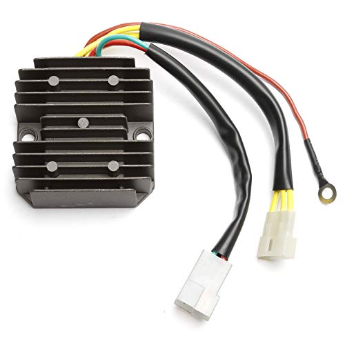Regulador Rectificador Rectificator Compatible con BMW F 650 800 G 650 Aprilia Leonardo 250 350 Pegaso 650
