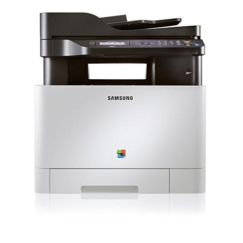 Samsung CLX-4195FN/TEG Farblaser Multifunktionsgerät (Drucken, scannen, kopieren, faxen, Netzwerk)