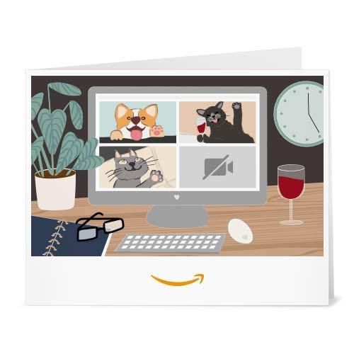 Amazon.de Gutschein zum Drucken (Video Chat)