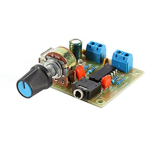 5V Bajo Voltaje AC/DC USB Placa de Amplificador de Potencia Módulo de Amplificador de Potencia Estéreo PM2038