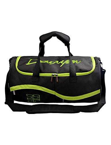 Douguyan Sport Bag Damen Herren Sporttasche Reisetasche Fitnesstasche Duffel Bag Klein Gym Trainingtasche Bag Urlaubtasche Weekender-Tasche Handgepäck Reisegepäck für kurze Reise 170 Grün