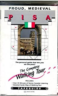 Italy: Proud, Medieval Pisa (Tapeguide European Walking Tour Series)