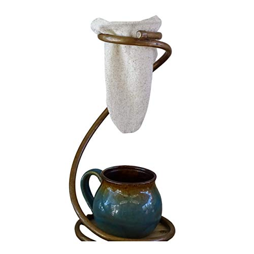 Chorreador Coffee Stand with Reusable Coffee Sock