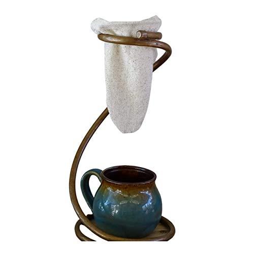 Chorreador Coffee Stand with Reusable Coffee Sock
