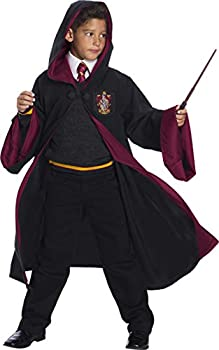 Charades Gryffindor Student Children s Costume As Shown X-Large