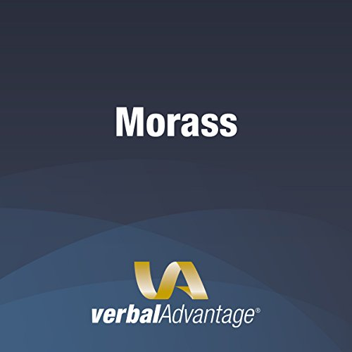 Word of the Day: Morass cover art