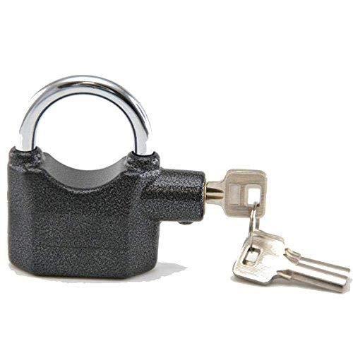 FISHTEC ® Candado de Alarma de Seguridad - 80 mm - 120 db