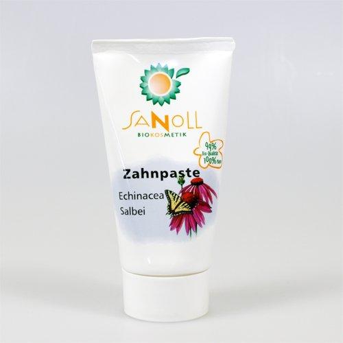 Sanoll Zahnpasta Echinacea Salbei