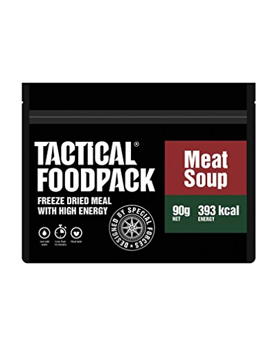 Foodpack Tactical Meat Soup