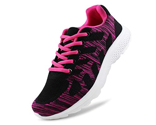 (50% OFF) Women's Breathable Knit Running Shoes $13.49 – Coupon Code
