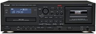 Teac Ad-800 Cd Player And Auto Reverse Cassette Deck With Usb