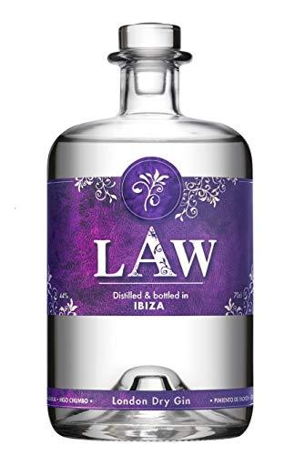 4. Law Ginebra Premium Dry 44º