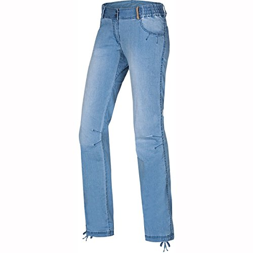 Ocun Damen Inga Jeans Kletterhsoe Boulderhose
