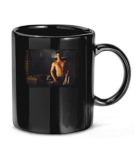 #Jensen Ackles - #Supernatural Bare Chest Over Arm Funny Coffee Mug for Women and Men
