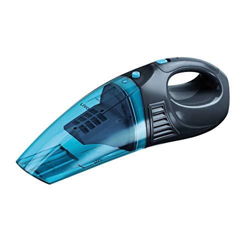 Aspirateur à main eau et poussières bleu