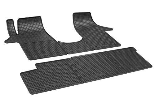 Rigum Fußmatten Gummifußmatten Automatten Passgenau Gummimatten Premium Qualität Fahrzeugspezifisch TX-2785-1