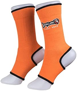 Dragon Do Ankle Supports Best for Muay Thai, Boxing, Kickboxing, Other Martial Sports, Washable
