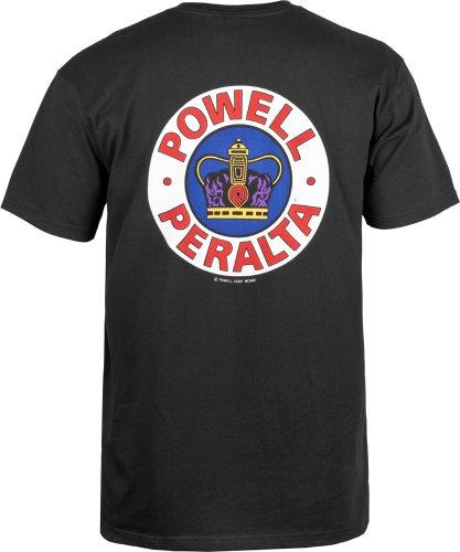 Powell Peralta Supreme T-shirt (zwart)