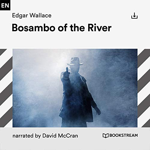 Bosambo of the River  By  cover art