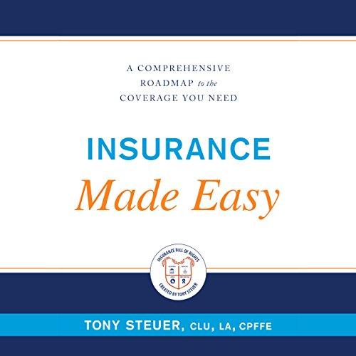 Insurance Made Easy audiobook cover art