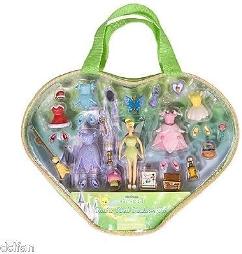 ventas en linea Disney Tinkerbell Polly Polly Polly Pocket Fashion Play Set [Disney Theme Park Exclusive] by Disney  Envío 100% gratuito